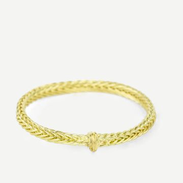 Gold Woven Ring I