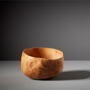 Contorsi Bowl II Vessel by Alexander de Vol