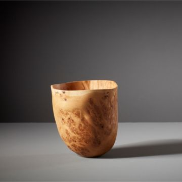 Contorsi Bowl I Vessel by Alexander de Vol