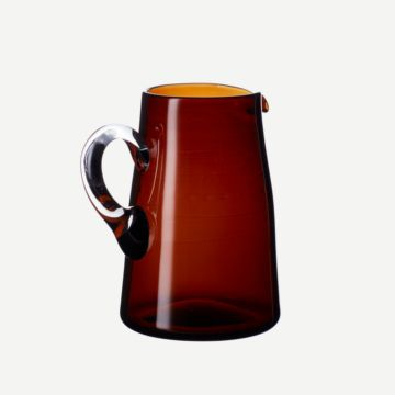 Large Summer Pitcher (Saddle) by Michael Ruh