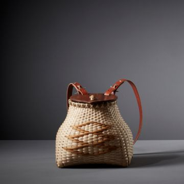 Foraging Shoulder Bag by Josey Goodin