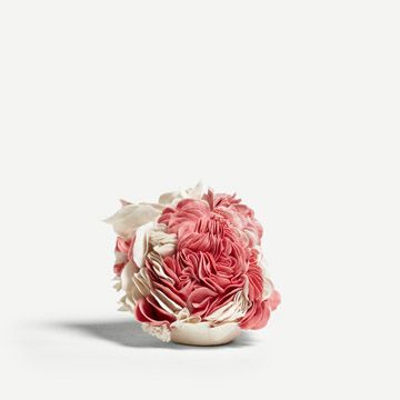 Rose & White Bloom I