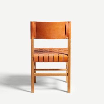 Cinch Chair in London Tan (Wide Weave)