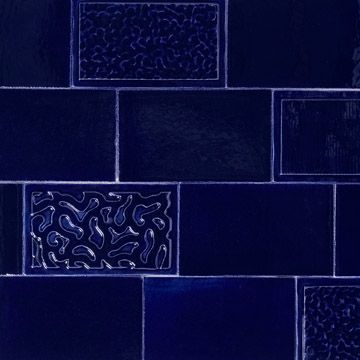 Tool Tile in Blue