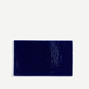 Plain Tile in Blue