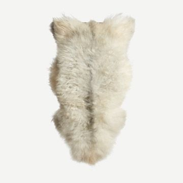 North Ronaldsay Sheepskin Rug II