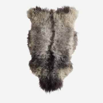 North Ronaldsay Sheepskin Rug III