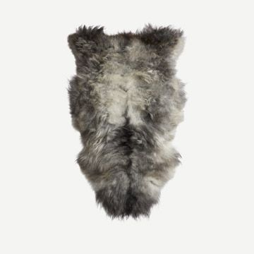 North Ronaldsay Sheepskin Rug V