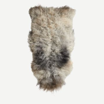 North Ronaldsay Sheepskin Rug VIII