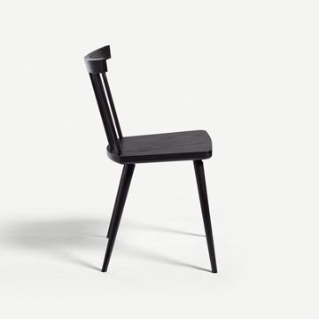 Honest Chair in Ebonised Ash