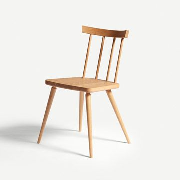 Honest Chair in Oak