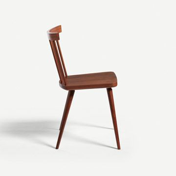 Honest Chair in Walnut