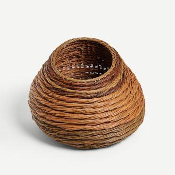 Peatland Windblown Basket