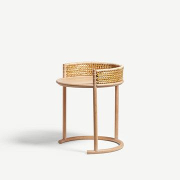 Brodgar Side Table (Without Drawer) by Gareth Neal and Kevin Gauld