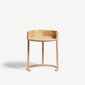 Brodgar Side Table (Without Drawer)