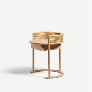 Brodgar Side Table (With Drawer) by Gareth Neal and Kevin Gauld