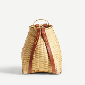 Classic Tapered Pack Basket by Josey Goodin