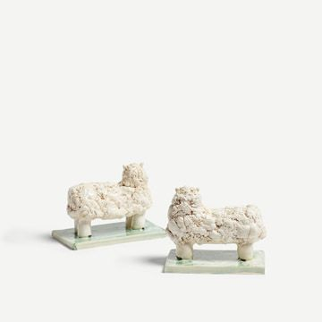 Pair of Sheep Ornament