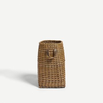 Willow Paper Basket