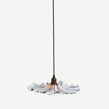 Striped Jellyfish Ceiling Light (Large)