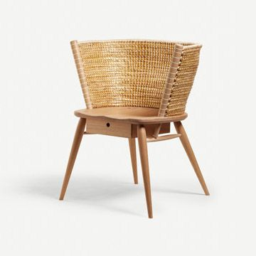 Brodgar Chair (One Drawer) by Kevin Gauld & Gareth Neal