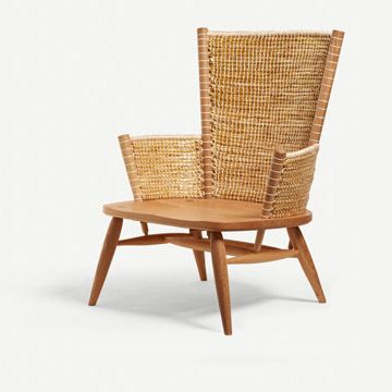 Brodgar Lounge Chair (Without Drawer)