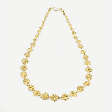 Golden Berry Necklace