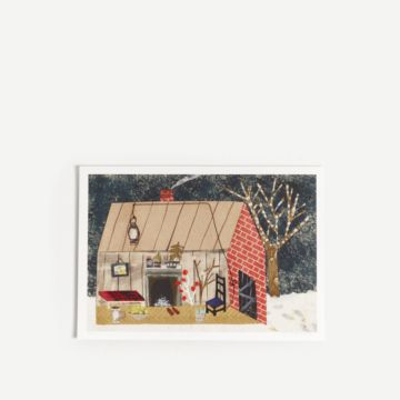 'The Hermit Bothy' Giclee Print