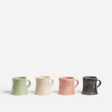Set of Four Georgiana Mugs II