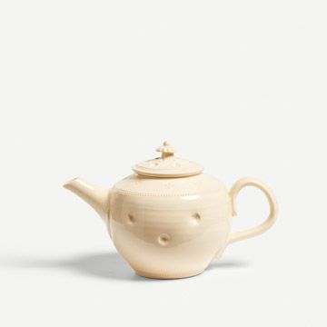 Cream Georgiana Teapot I