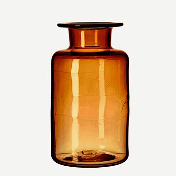 Chelsea Jar Large (Saddle) by Michael Ruh