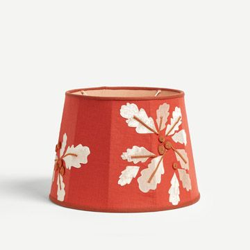 Oak Leaf Lampshade