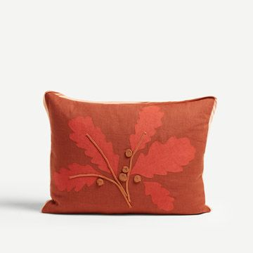 Oak Leaf Cushion