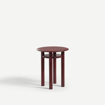 Jupiter's Side Table by Mac Collins
