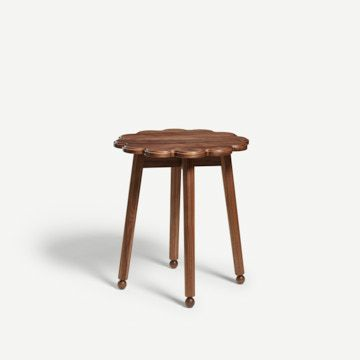 Flower Side Table by Martin Harvey