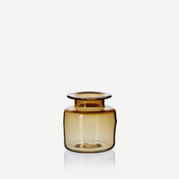 Chelsea Jar in Sand (Small)