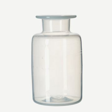 Chelsea Jar (Large) (Alabaster)