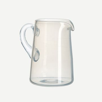 Summer Pitcher (Large) (Alabaster)