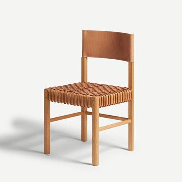 Cinch Chair in Russet (Cord Weave)