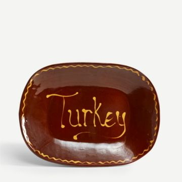 Oblong Serving Dish (Turkey) by The New Craftsmen
