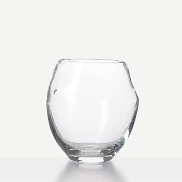 Handblown Whisky Glass (Single) by Michael Ruh