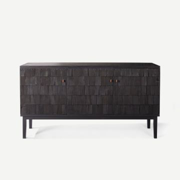 Blackened Shake Sideboard