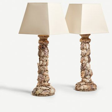 Grotto Lampbases
