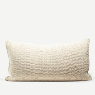 Large Sneachda Wool Cushion by The Good Shepherd