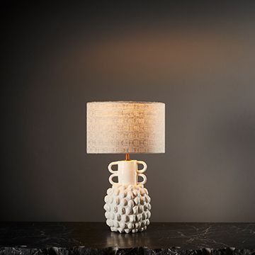 White Guardian Table Lamp (Small)
