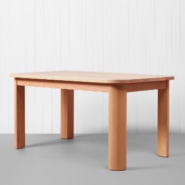 'Trunk' Table (Douglas Fir) (Small) by Sue Skeen