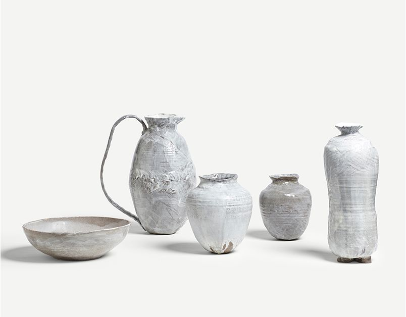 Grogged Sake Set I
