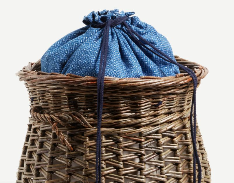 Willow Knitting Basket by The New Craftsmen