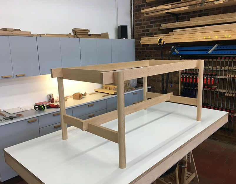 Oxbow Table (6 Seater)