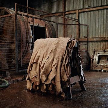 Britain's Last Oak-Bark Tannery